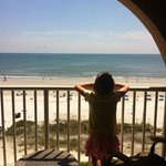 Bild från Courtyard by Marriott Jacksonville Beach Oceanfront