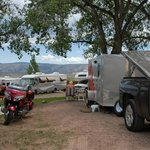 Flaming Gorge KOAの写真