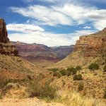 Wow! Bright Angel trail view