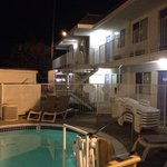 Motel 6 Pleasanton, CA - Pool Area