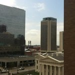 hyatt great location close to busch and other stl sites