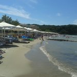Foto de Mitsis Roda Beach Resort and Spa