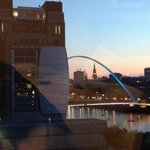 Foto di Jurys Inn Newcastle Gateshead Quays