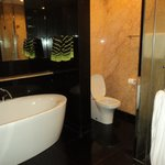 main bathroom - very spacious