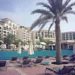 The St. Regis Saadiyat Island Resort resmi