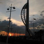 صورة فوتوغرافية لـ ‪Holiday Inn Express Portsmouth - Gunwharf Quays‬