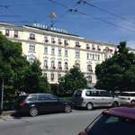 Photo de Bristol Hotel Salzburg