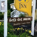 Yes, they have a bacon restaurant