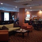 Foto van Holiday Inn Express Troutville-Roanoke North