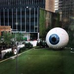 Tony Tassel -the Eye, the Joule Hotel