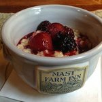 Foto de The Mast Farm Inn