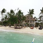 Foto van Ocean Vida Beach & Dive Resort