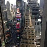 Φωτογραφία: New York Marriott Marquis