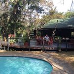 Foto de Bushlands Game Lodge