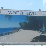 Wananavu Beach Resort Foto