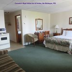 Foto van Canadas Best Value Inn and Suites
