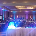 Banquet held in Grand D of the Rosen