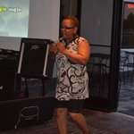 ME, AT THE BLUE SKY SINGING BOOGIE OOGIE OOGIE...LOL