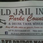 Φωτογραφία: Old Jail Inn-Parke County