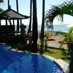Photo de Bali Bhuana Beach Cottages