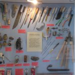 Prison weapons