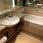 Bathroom Sink & Separate Tub