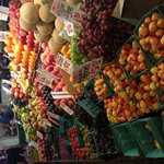 fresh fruit and produce galore