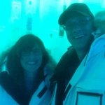 At the Belvedere Ice Room in the Barefoot Bistro