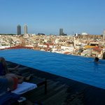 Roof Top Infinity Pool