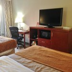 Foto van Comfort Inn & Suites University South