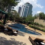 swimming pool @sheraton