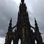 Photo of Scott Monument