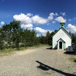 An old church in Carcross