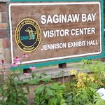 sign at visitor center