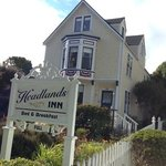 Headlands Inn Bed & Breakfast resmi