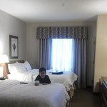 Foto van Hampton Inn Bedford - Burlington
