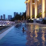 Foto The Fullerton Hotel Singapore