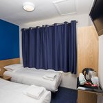 Twin room at Holme Pierrepont Country Park