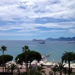 Foto van Grand Hyatt Cannes Hotel Martinez