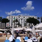 Φωτογραφία: Grand Hyatt Cannes Hotel Martinez