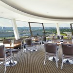 Skydome Lounge - DC's only revolving rooftop restaurant with views of the DC skyline