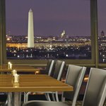 Skydome Lounge - Enjoy the best views of the DC monument from our revolving rooftop restaurant