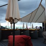 360 Terrace open air bar