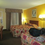 Americas Best Value Inn White Springs/ Live Oak resmi