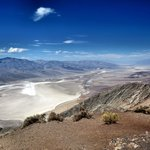 Dante's Lookout - a mile up, overlooking Badwater
