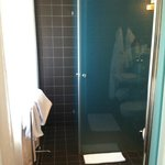 bathroom shower deluxe room