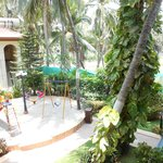 Foto de Radhika Beach Resort