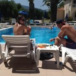 The best pool in Zante!