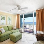 Beachfront Hotel at Barefoot Beach Resort at Madeira Beach