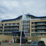 ภาพถ่ายของ Holiday Inn Ijmuiden Seaport Beach